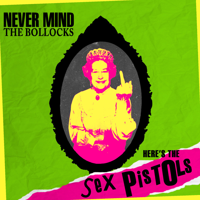 Sex Pistols CD case - RachelSk: cargocollective.com/rachelsk/Sex-Pistols-CD-case