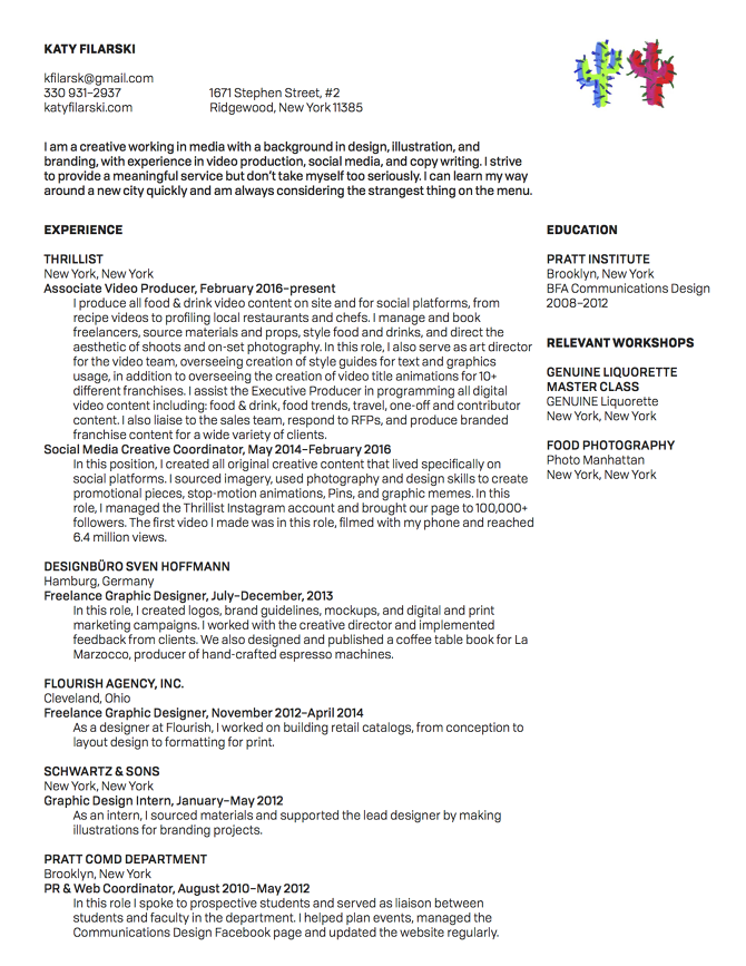 Resume Contents Sample Cover Letter Examples Cover Letter Resume Digital  Media Designer Cover Letter Healthcare Tester