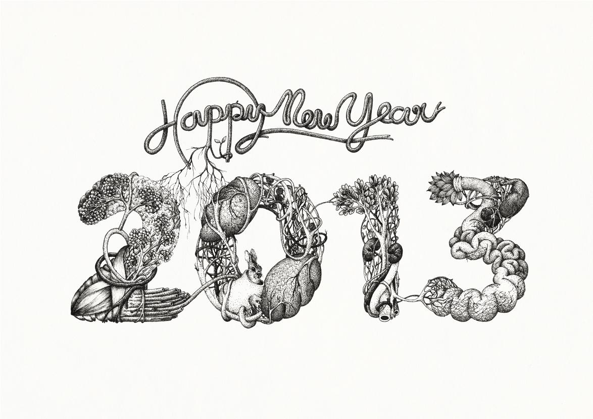 HAPPY NEW YEAR 2011-2012-2013 - Broll & Prascida
